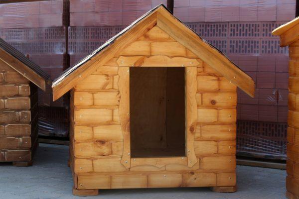Будка для собаки 105х90х105 см (2)