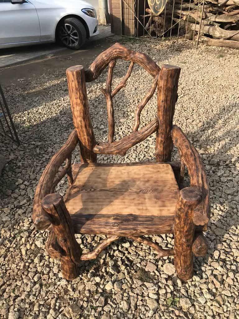 Кресло 780х780х1100