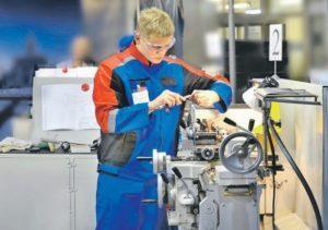 Работа на заводе Австрия