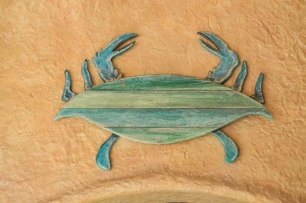 Статуетка краба