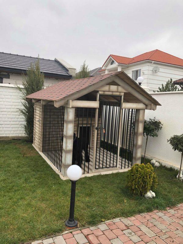 будка для собаки большого размера