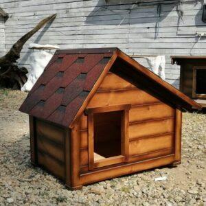 Будка для собаки 110х70х105