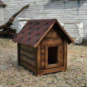 Будка для собаки 90х70х105