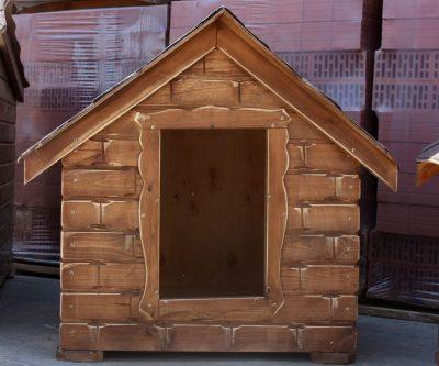 Будка для собаки 105х90х105 см